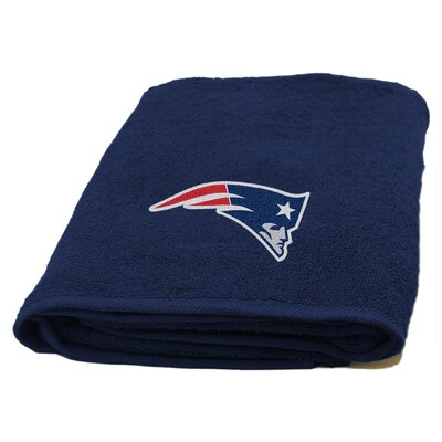 NFL Applique Bath Towel NFL Team: Patriots