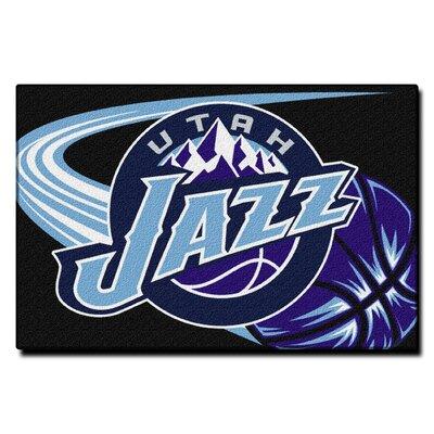 NBA Jazz Mat
