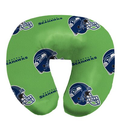 NFL Beaded Neck Pillow NFL Team: Seattle Seahawks