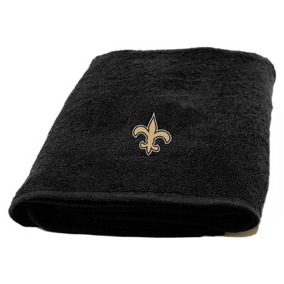 NFL Saints Applique Beach Towel