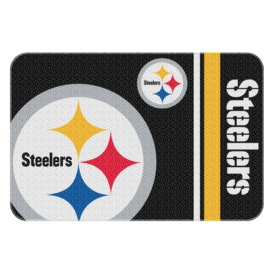 NFL Steelers Mat