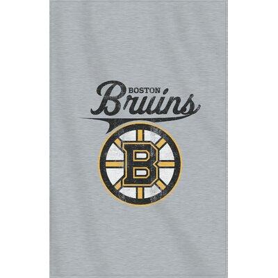 NHL Bruins Throw