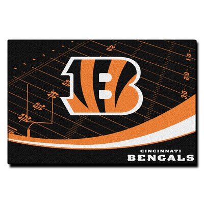 NFL Bengals Extra Point Mat