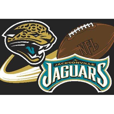 NFL Jaguars Mat