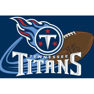 NFL Titans Mat