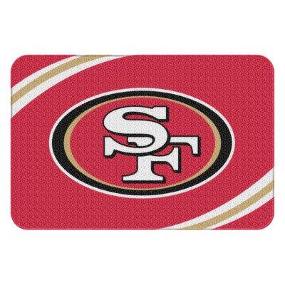 NFL 49ers Mat