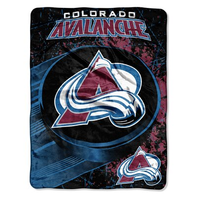 NHL Avalanche Ice Dash Throw