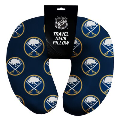 NHL Sabres Beaded Neck Pillow