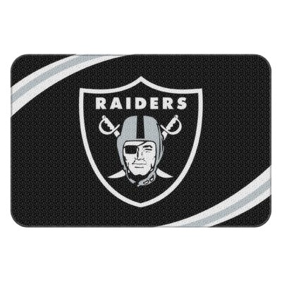 NFL Raiders Mat