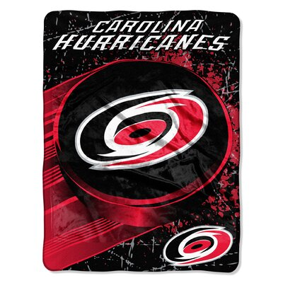 NHL Hurricanes Ice Dash Throw
