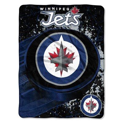 NHL Jets Ice Dash Throw