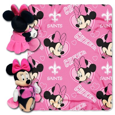 NFL Minnie Throw NFL Team: Saints