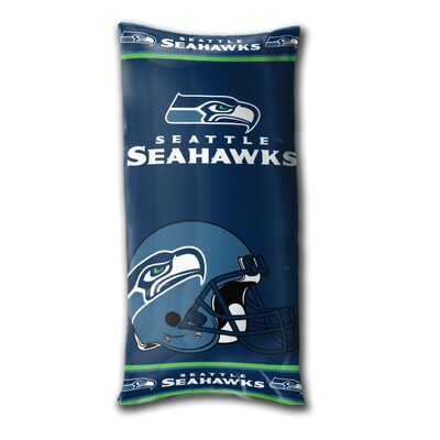 NFL Folding Body Pillow NFL Team: Seattle Seahawks