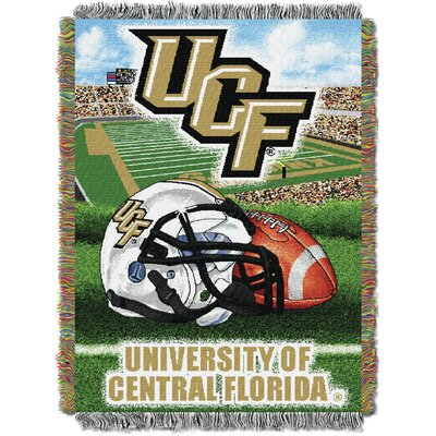 NCAA UCF Tapestry Throw