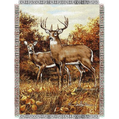 Entertainment Tapestry Hautman Brothers Royal Pair Throw Blanket