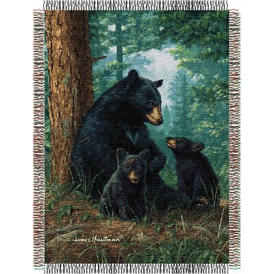 Entertainment Tapestry Hautman Brothers Naptime Throw Blanket