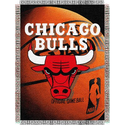 NBA Chicago Bulls Tapestry Throw