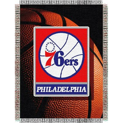 NBA Philadelphia 76ers Tapestry Throw