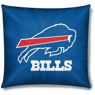 NFL Buffalo Bills Cotton Throw Pillow