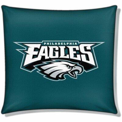 NFL Philadelphia Eagles Cotton Throw Pillow