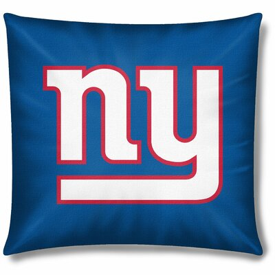 NFL New York Giants Throw Pillow