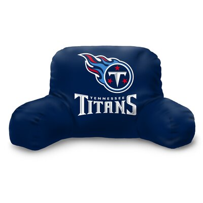 NFL Tennessee Titans Cotton Bed Rest Pillow