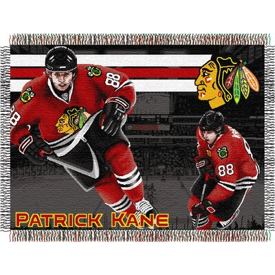 NHL Players Tapestry Throw Blanket NHL Player: Patrick Kane