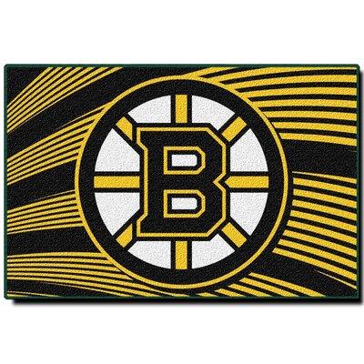 NHL Boston Bruins Novelty Rug