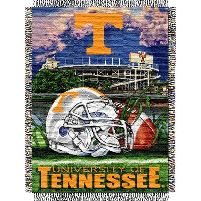 NCAA Tennessee Tapestry Throw