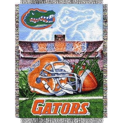 NCAA Florida Gators Tapestry Throw