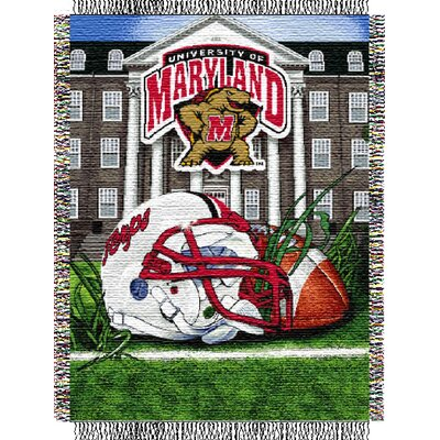 NCAA Maryland Tapestry Throw