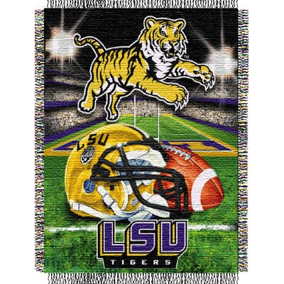 NCAA LSU Tapestry Throw