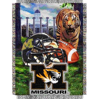 NCAA Missouri Tapestry Throw