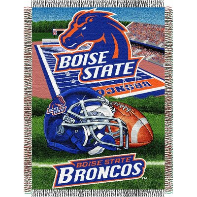 NCAA Boise State Tapestry Throw