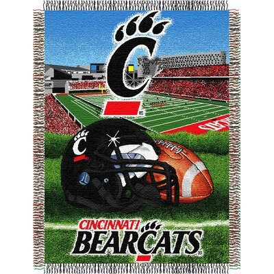 NCAA Cincinnati Tapestry Throw