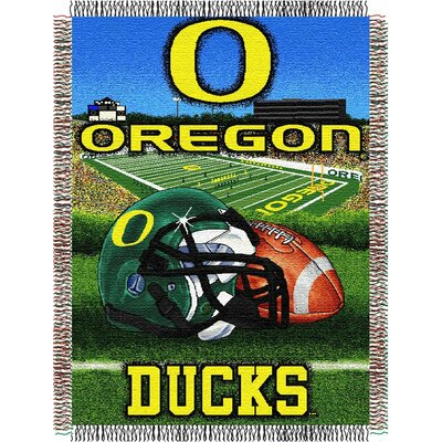 NCAA Oregon Tapestry Throw
