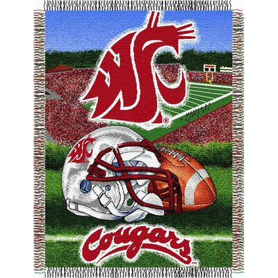 NCAA Washington State Tapestry Throw