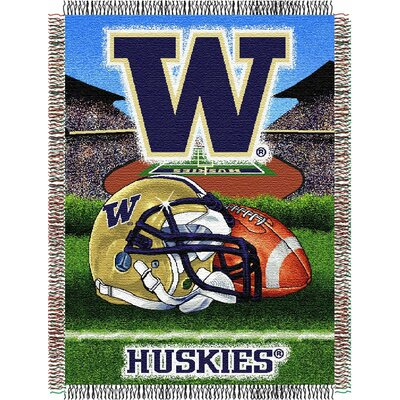 NCAA Washington Tapestry Throw