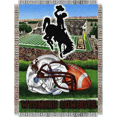 NCAA Wyoming Tapestry Throw