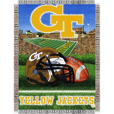NCAA Georgia Tech Tapestry Throw