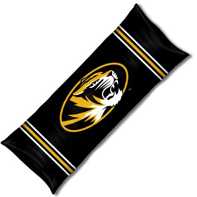 NCAA Missouri Lumbary Pillow