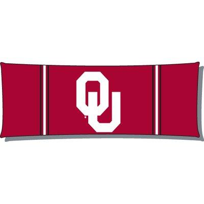 NCAA Oklahoma Lumbar Pillow