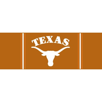 NCAA Texas Lumbar Pillow