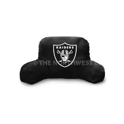 NFL Oakland Raiders Cotton Bed Rest Pillow