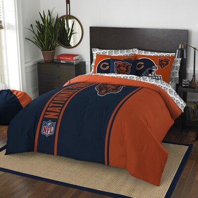 NFL Bears Comforter Set Size: Full