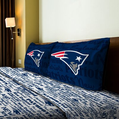 NFL Patriots Anthem Sheet Set