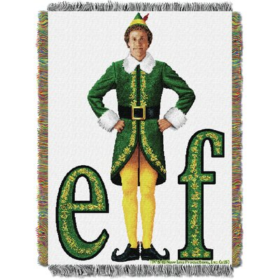 Elf Movie Pose Throw