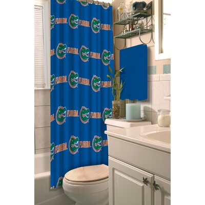 Collegiate Florida Shower Curtain