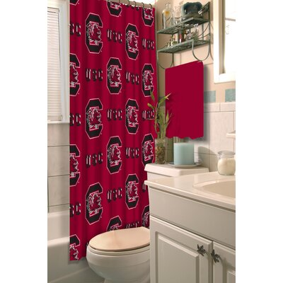 NCAA South Carolina Shower Curtain