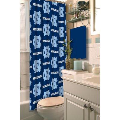 Collegiate University of North Carolina Shower Curtain